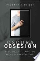 Libro de Oscura Obsesion