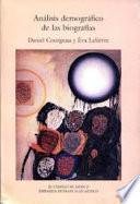 Libro de Análisis Demográfico De Las Biografías