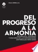 Libro de Del Progreso A La Armonía