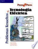 Libro de Problemas Resueltos De Tecnología Eléctrica