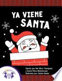 Libro de Ya Viene Santa