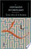 Libro de Teoría Crítica De La Literatura