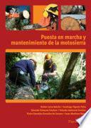 Libro de Uf0267   Puesta En Marcha Y Mantenimiento De La Motosierra