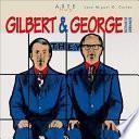 Libro de Gilbert & George
