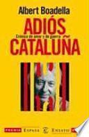 Libro de Adiós Cataluña