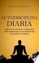 Libro de Autodisciplina Diaria