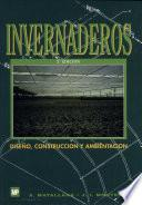 Libro de Invernaderos/ Greenhouses