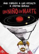 Libro de Un Niño En Marte