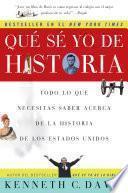 Libro de Que Se Yo De Historia
