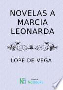 Libro de Novelas A Marcia Leonarda