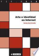 Libro de Arte E Identidad En Internet