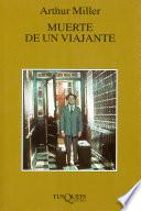 Libro de Muerte De Un Viajante