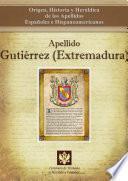 Libro de Apellido Gutiérrez (extremadura)
