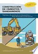 Libro de Construcción De Cimientos Y Saneamientos