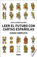 Libro de Leer El Futuro Con Cartas Españolas