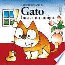 Libro de Gato Busca Un Amigo