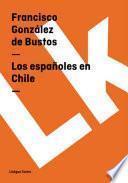 Libro de Los Españoles En Chile