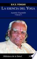 Libro de La Esencia Del Yoga Vol V