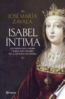 Libro de Isabel íntima