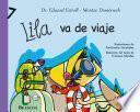 Libro de Lila Va De Viaje (lila 7)