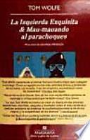 Libro de La Izquierda Exquisita & Mau Mauando Al Parachoques