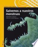 Libro de Salvemos A Nuestros Monstruos