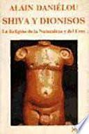 Libro de Shiva Y Dionisos