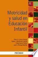 Libro de Motricidad Y Salud En Educación Infantil