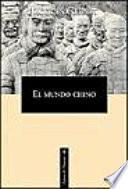 Libro de El Mundo Chino