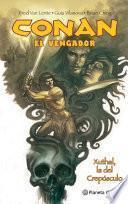 Libro de Conan El Vengador