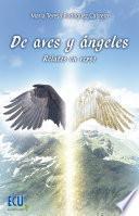 Libro de De Aves Y ángeles. Relatos En Verso