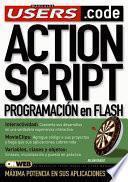 Libro de Actionscript : Programacion En Flash / Actionscript