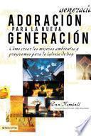 Libro de Adoración Para La Nueva Generación