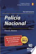 Libro de Test Del Temario. Policía Nacional