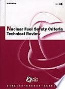 Libro de Nuclear Fuel Safety Criteria