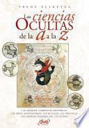 Libro de Las Ciencias Ocultas De La A A La Z