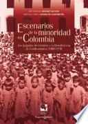 Libro de Escenarios De La Minoridad En Colombia