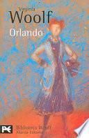 Libro de Orlando