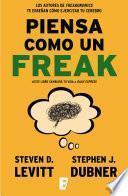 Libro de Piensa Como Un Freak