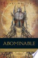 Libro de Abominable