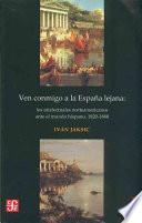 Libro de Ven Conmigo A La España Lejana