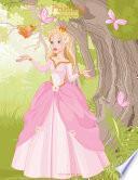 Libro de Princesa Libro Para Colorear 1 & 2