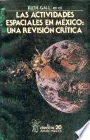 Libro de Las Actividades Espaciales En México