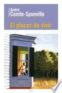 Libro de El Placer De Vivir