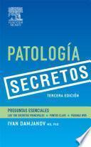 Libro de Serie Secretos: Patología