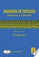 Libro de Ingeniería De Vehículos
