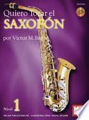 Libro de Quiero Tocar El Saxofon