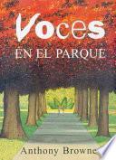 Libro de Voces En El Parque