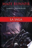 Libro de Saga Maze Runner