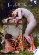 Libro de Abril Es El Mes Más Cruel